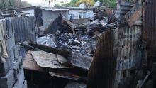 Cassis : une maison ravagée par le feu