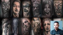 Krish Goorye : Young tattoo artist forges ahead