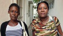 Ayant perdu leurs effets dans des inondations : SOS de deux mères célibataires en détresse
