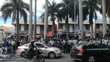 Événements à la Place d'Armes : ReA condamne le «manque de responsabilité» du GM