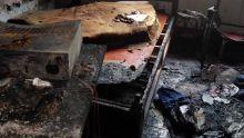 Incendie à Baie-du-Tombeau : la famille Robertson lance un appel à l'aide