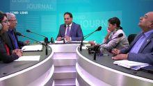 Le Grand Journal : vifs échanges entre Aadil Ameer Meeaet Toolsyraj Benydhin