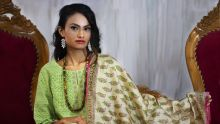 Miss Universe Mauritius 2019 : Ganishta Ramdooharika, l'une des quinze finalistes