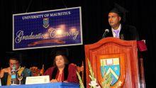 Remise de diplômes à l'Université de Maurice - Nawaz Noorbux : «Il nous faut nous surpasser…»