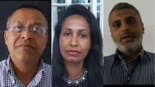 No 10 : les trois candidats du MMM présentés