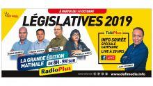 Campagne électorale : la grande édition matinale sur Radio Plus