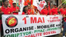 Mouvement 1er-Mai: «Si on veut le changement, il faut qu'il y ait un soulèvement !»