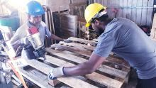 Production locale : Pallet World investit Rs 20 M