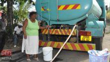 Approvisionnement en eau : des coupures dans le Sud et l'Est