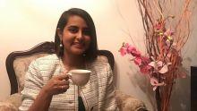 Pause-café avec la Première ministre… Deepshikha Parmessur
