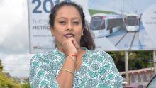 Metro Express - Mila Reekoye-Pyaneeandee : première femme Train Captain à Maurice