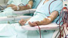 [Infographie] Hausse du nombre de patients dialysés