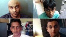 Maison vandalisée après un rallye illégal : quatre suspects retournent chez le caporal Choollun