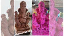 Fête Ganesh Chaturthi : production et vente des statuettes de Ganesh en hausse