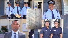 Force policière : découvrez la liste des 156 policiers promus