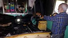 Dans une maison à Camp-Levieux : un incendie cause desdégâts de Rs 1,5 million