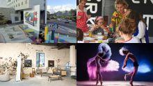 Des espaces culturels et créatifs pour l'art