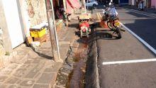 Eau des égouts : China Town envahie par une odeur infecte