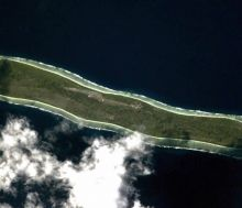 Agaléga: l'Île du Sud évacuée en prévision du cyclone Fantala