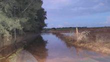 Inondations : difficile retour à la normale à Fond-du-Sac
