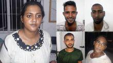 Cambriolage à Vallée-Pitot : l'épouse de Peroomal Veeren et quatre complices arrêtés