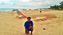 Sanjay Jowry : le marchand de sable qui fait rêver les amateurs d'art