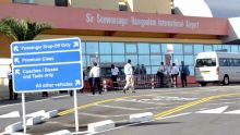 Rs 24 millions d'héroïne saisies à l'aéroport : un jeune Sud-Africain de 19 ans arrêté