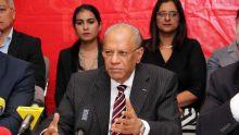 Navin Ramgoolam : «Aucun ministre des Finances n'a touché aux réserves de la BoM»