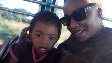 Noyade du petit Jaden, 3 ans Christelle, sa mère: «Notre petit a rejoint les anges»