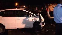 Beaux-Songes : collision entre deux véhicules