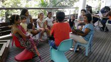 Festival du livre jeunesse : il était une fois Yianna Amodine…