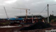 Drame sur le chantier sportif du complexe de Côte d'Or : un cadre irlandais meurt écrasé sous un poids lourd