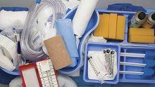 Hôpitaux : du matériel médical de base disponible au compte-gouttes