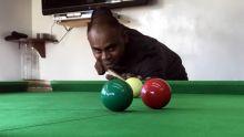 Snooker : le rêve brisé d'un joueur mauricien