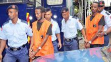 Les douze pirates somaliens transférés aux Seychelles