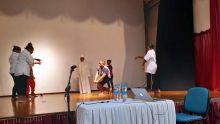 Théâtre pédagogique : quatre pièces jouées par des enfants de milieu défavorisé