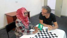 Passion : Aamirah Beekhy muse en jeu d'échecs
