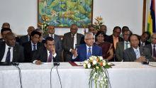 Relations sino-mauriciennes - Le PM : «Premier accord commercial entre un pays africain et la Chine»