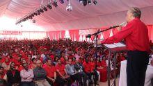 Alliance Nationale : Ramgoolam présentera sa liste des candidats la semaine prochaine et promet que Megh Pillay reprendra son poste à Air Mauritius s'il remporte les élections