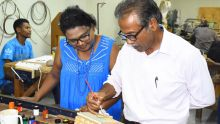 Parmessur Dausoa met sa connaissance au service des artisans mauriciens