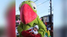 JIOI : Krouink séduit les enfants