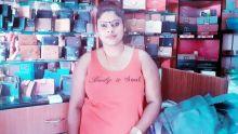 Ansha Kamini Moothoocaroopen ou la passion du sac