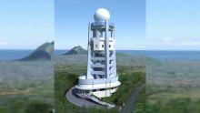 Météo : le nouveau radar de Trou-aux-Cerfs inauguré cet après-midi