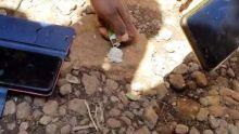 Voici la qualité du 'riz' que déplorent des ouvriers indiens de Larsen and Toubro