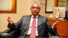 Londres Dossier Chagos : session de travail entre Pravind Jugnauth et Me Philippe Sands