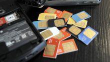 Un contrôle plus strict des cartes SIM