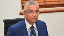 Rodrigues : Pravind Jugnauth achève sa visite