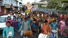 Ganesh Chaturthi,festival going upscale every year in Mauritius