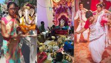 Ganesh Chaturthi entre dévotion et joie