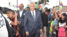 Politique : Pravind Jugnauth réclameun autre mandat